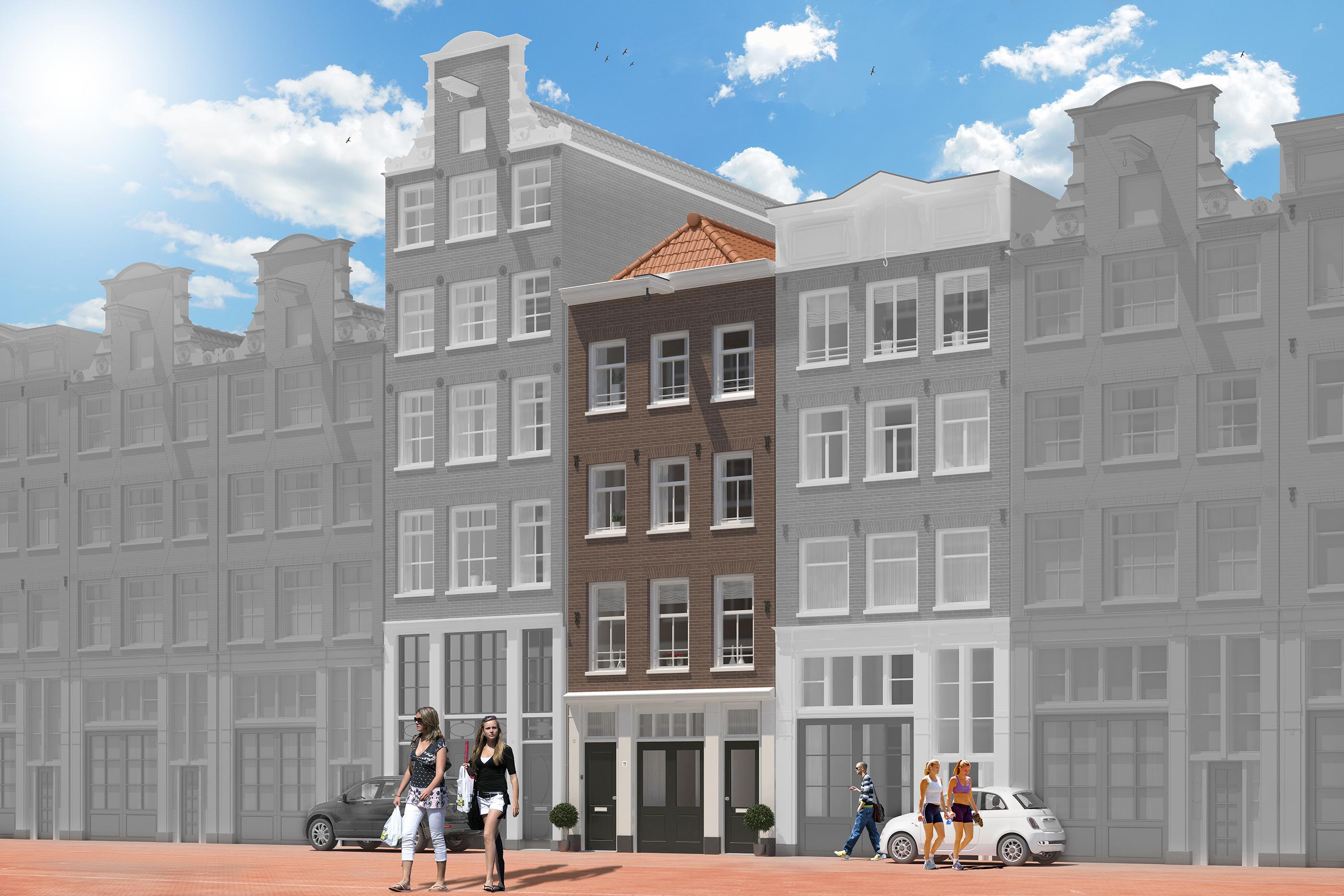 Luxe Badkamers Amsterdam : Laurierstraat amsterdam renward